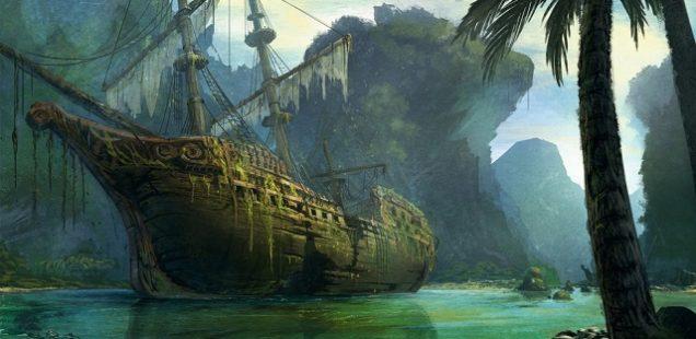 Невезучий пират Франсуа Гронье