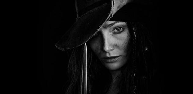 Энн Бонни. Женщина-пират