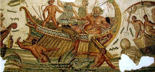 пираты античности