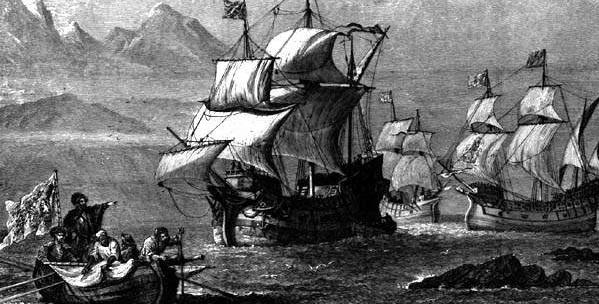 морская экспедиция