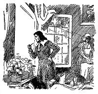 рисунок пирата