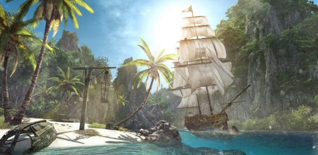 Пиратство в Карибском море
