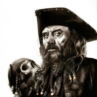 черная борода пираты карибского моря