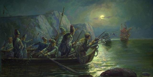 морские казаки