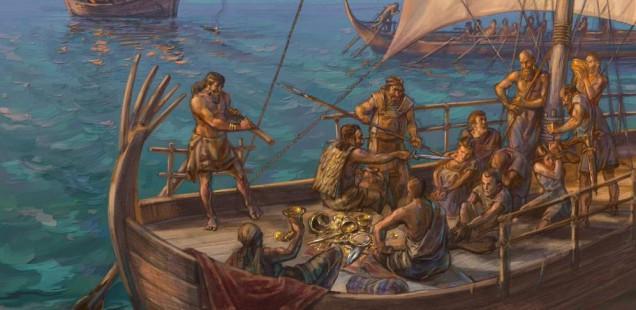 античные пираты