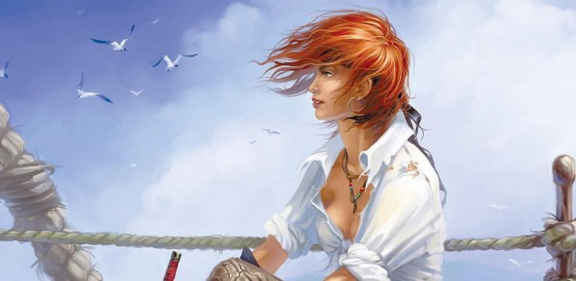 леди пират
