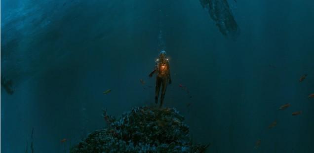Первая подводная лодка. Мир под горизонтом