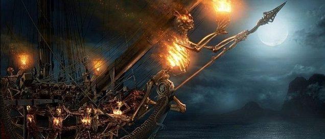 Первые пираты. Истоки морского разбоя