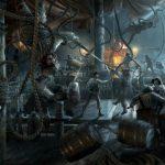 Жизнь на корабле. Антиромантичность пиратского бытия