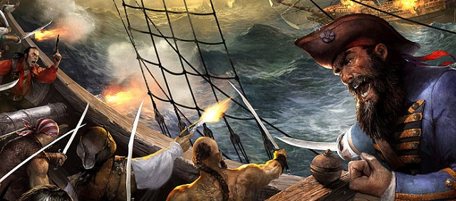 жестокие пираты