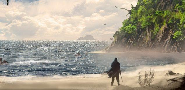 Пираты на необитаемом острове