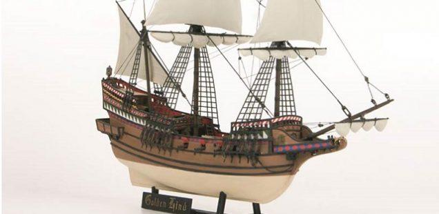 Корабль «Золотая лань»