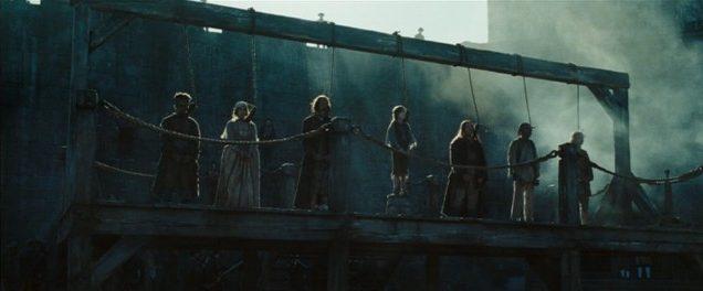 Казнь пиратов