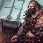 Томас Тью. Светская жизнь в обмен на пиратство