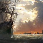 Пиратский круг. Мореходный маршрут пиратов