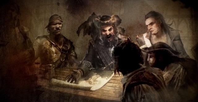 список пиратов