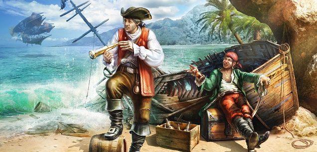 Онлайн игры про пиратов