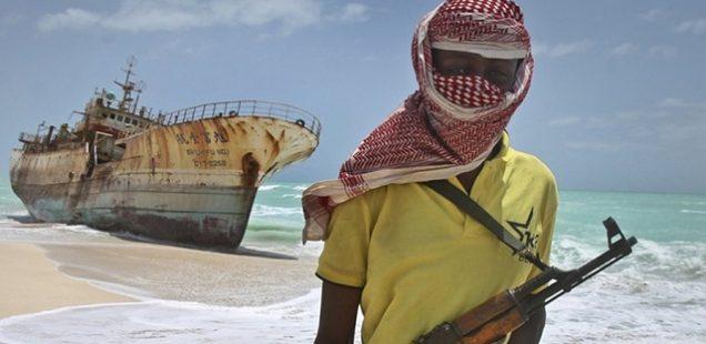 Гвинейский залив. Современное пиратство