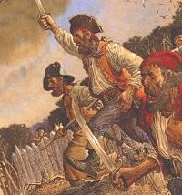 пираты сильвера