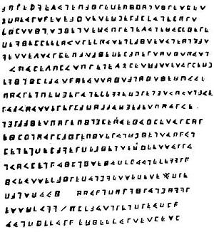 криптограмма левассера