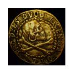 монета пиратов