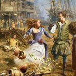 Набеги пиратов на города