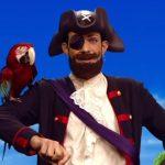 Песня пиратов в Лентяево