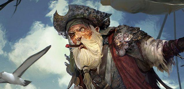 Квартирмейстер у пиратов