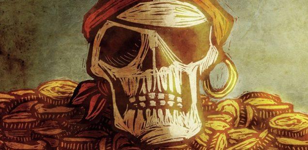 Пиратские деньги: пиастры, дублоны, экскудо