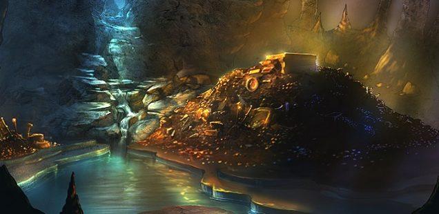Пиратские клады и их поиски