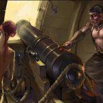 Корабельные ядра: виды боеприпасов