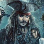 Постер Пираты Карибского моря 5