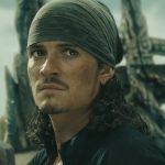 Капитан «Летучего Голландца» Уильям Тернер