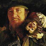 Животные пиратов: обезьянка Джек и другие