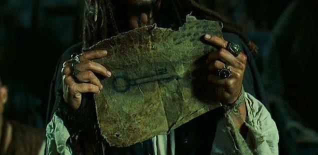 Ключ от сундука мертвеца