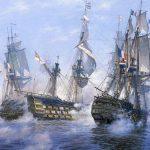 Самая крупная парусная битва XIX века