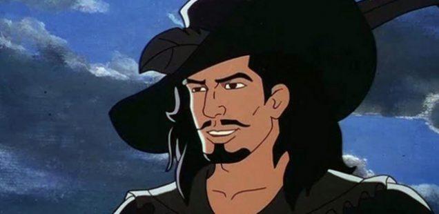 Лучшая книга про пиратов: «Черный Корсар»