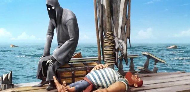 Пират и невезучая смерть