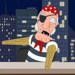 Пират в Гриффинах