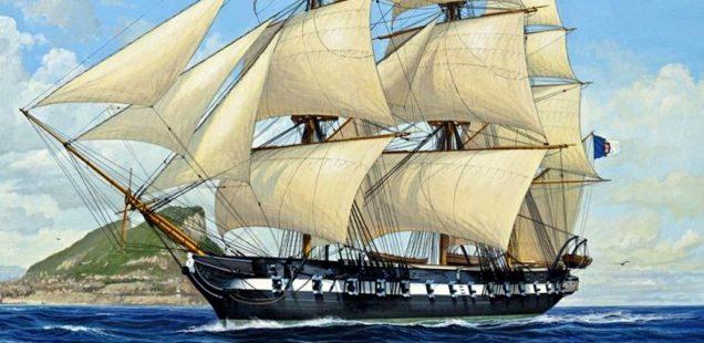 Корабль «Скарборо»