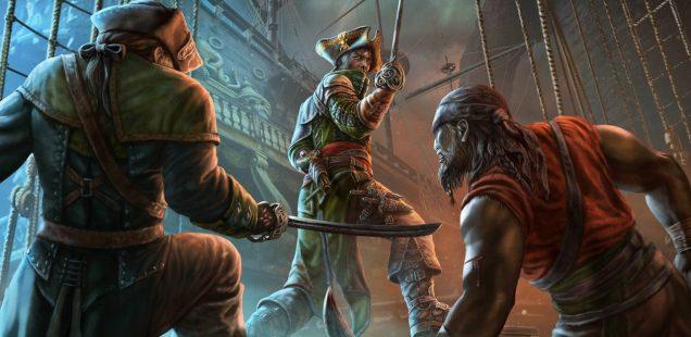 Вся правда о пиратах