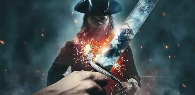 Сериал «Затерянное королевство пиратов» от NETFLIX